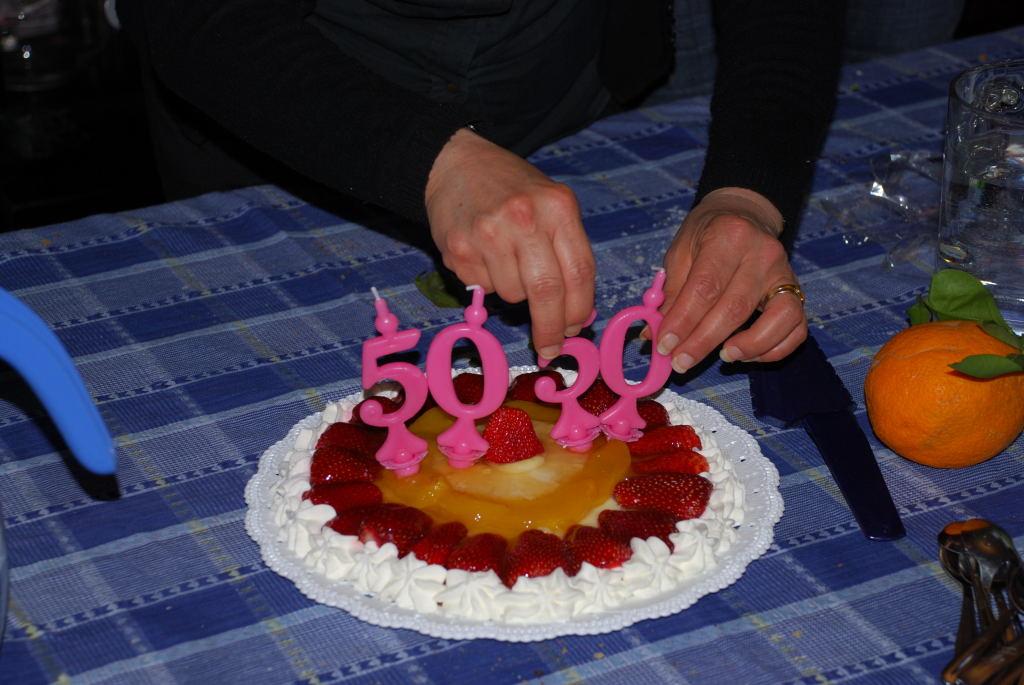 50 anni portati bene
