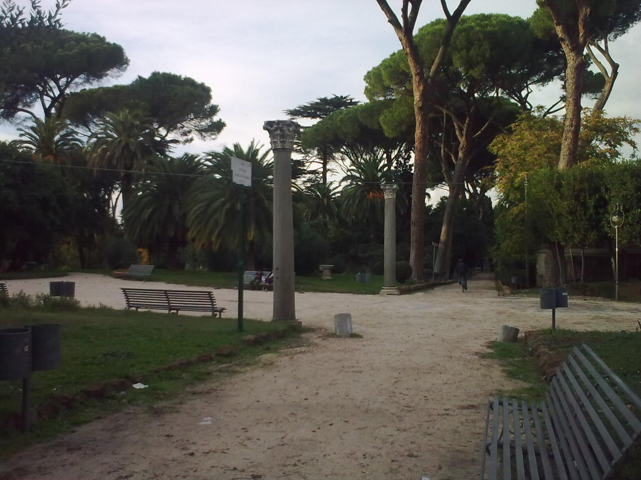 Le Mura Aureliane e Porta Metronia