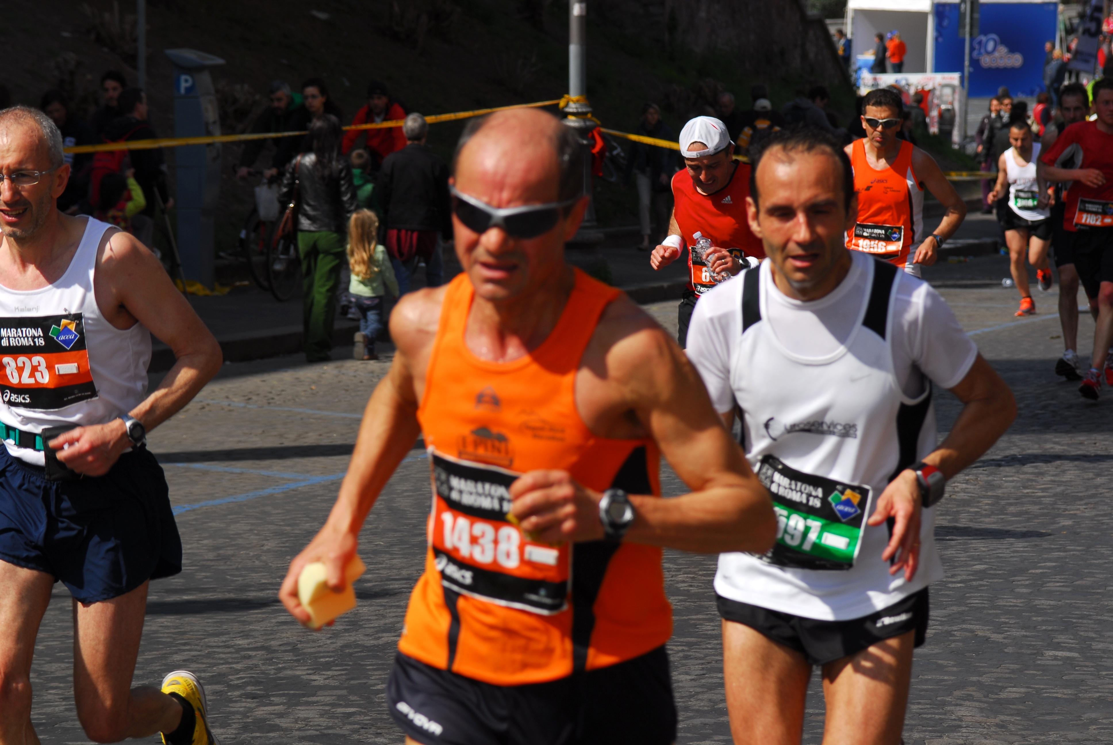 Roma maratona 2012