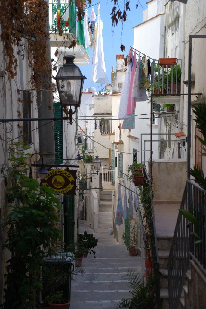 Vieste - Il centro storico