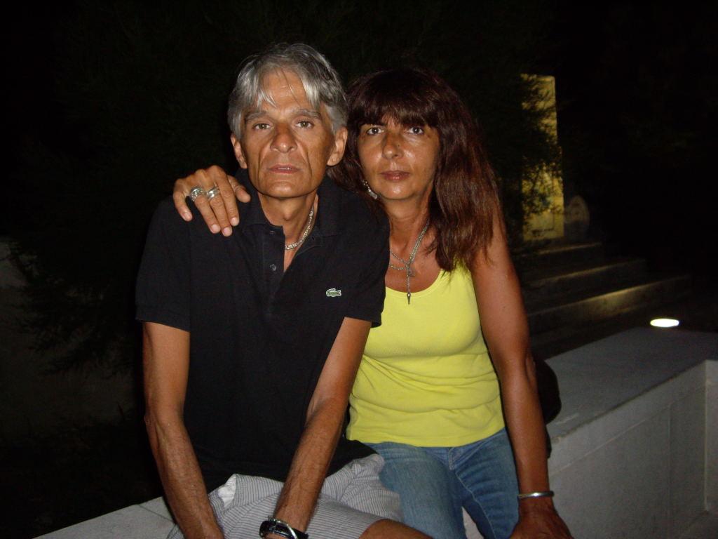 Edda e Fabrizio