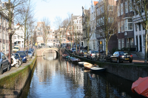 Weekend in Amsterdam
