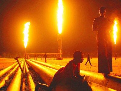 nigeria-gas-flare-notte
