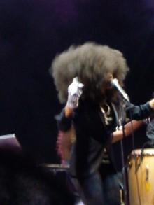 Erykah Badu - Milano, 8 Luglio 2009