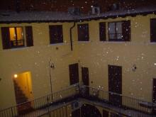 Neve a Milano, 18 dicembre 2009