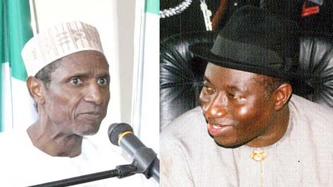 Umaru Yar'Adua - Goodluck Jonathan