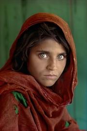 Bambina afgana