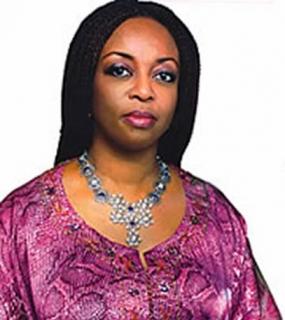 Il Ministro per le Risorse Petrolifere Diezani Allison-Madueke ex Executive Director di Shell Nigeria