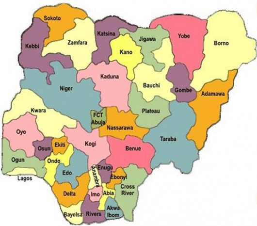 Nigeria_map_of_states