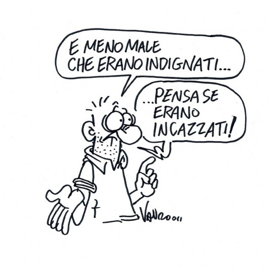 Indignati - vauro