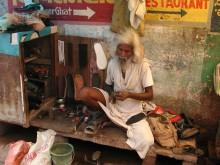 Benares, calzolaio