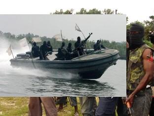 Ribelli del Delta del Niger