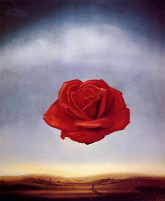 salvador-dali-the-rose-1958-181837