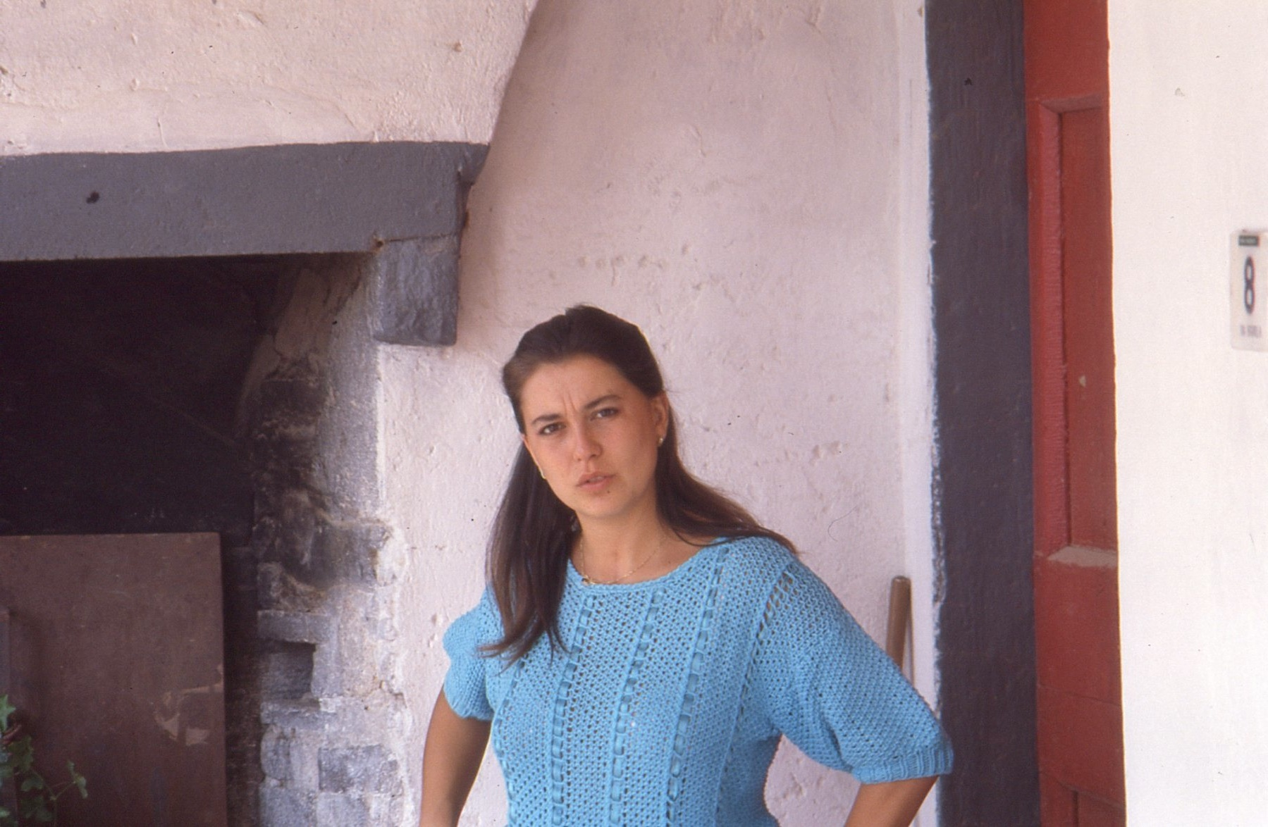 1987. Alla ricerca di Coriolano a Barberino.