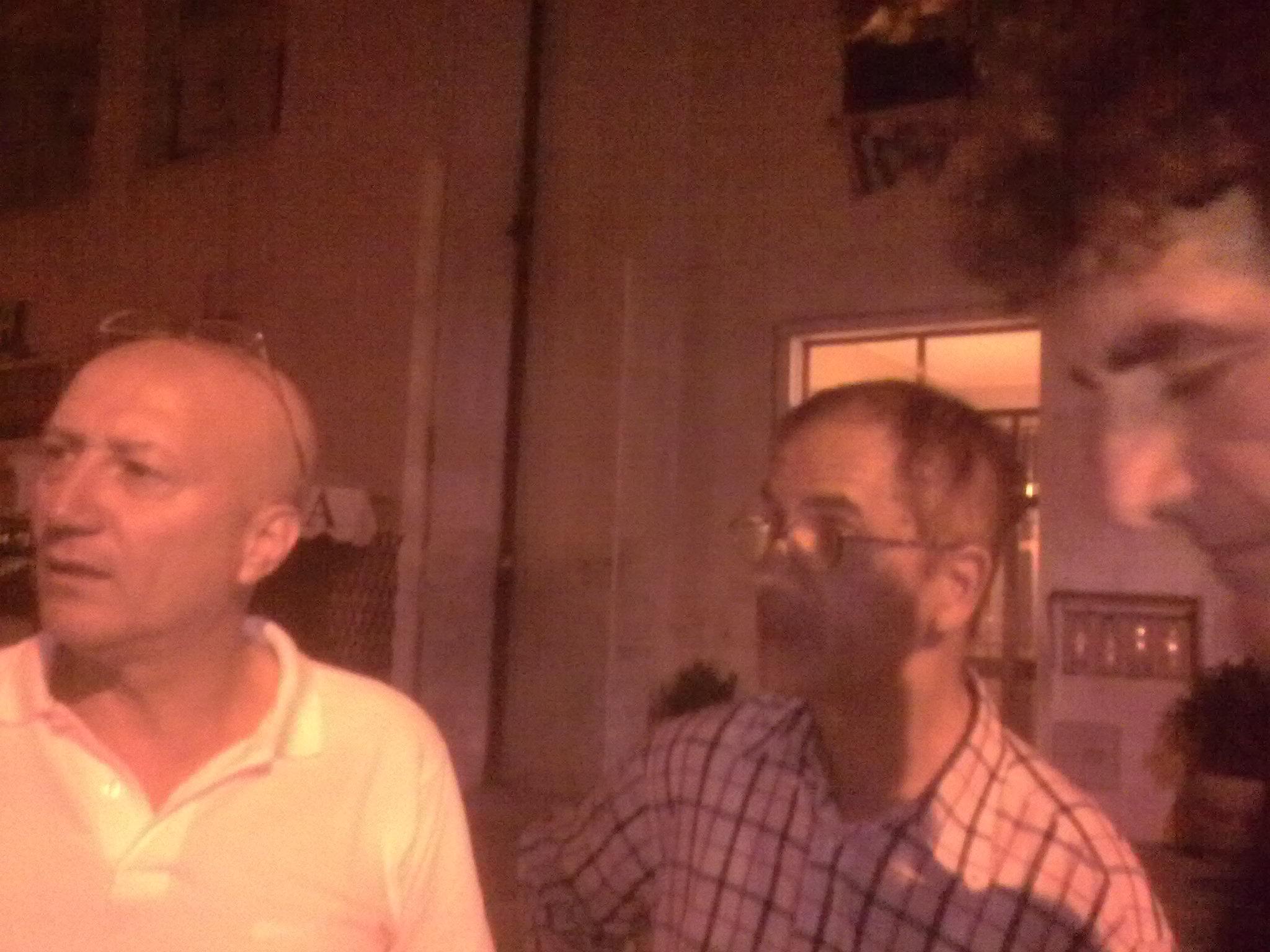Cena d'agosto a Largo Pannonia