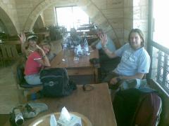 I servizi fotografici di Edda, l'inviata in Giordania.