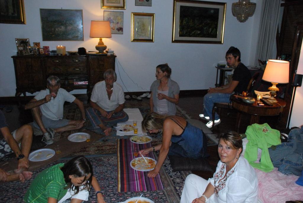 La cena araba