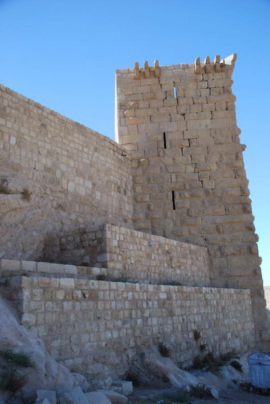 Castello di Showbak - Giordania