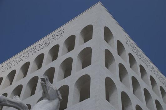 Roma EUR, Palazzo della civiltà e del lavoro