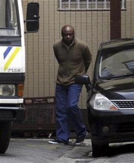 Henry Okah in tribunale a Johannesburg
