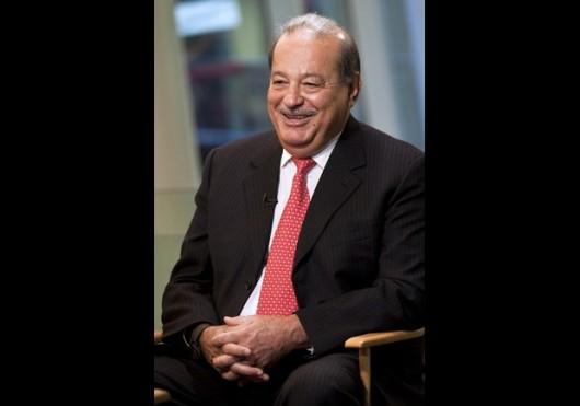 Carlos Slim Helu è l'uomo più ricco del mondo. Ha un patrimonio di 72 miliardi di dollari
