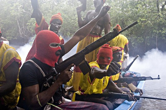 Militanti del Mend
