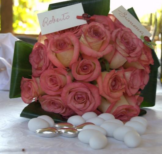 Il bouquet di Simona